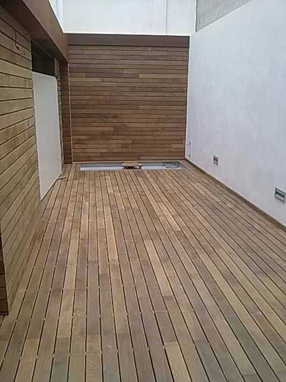 Tarima exterior madera natural ipe parquet las palmas for Parquet madera natural