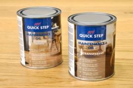 Aceite de mantenimiento Quick Step Maintenance Oil