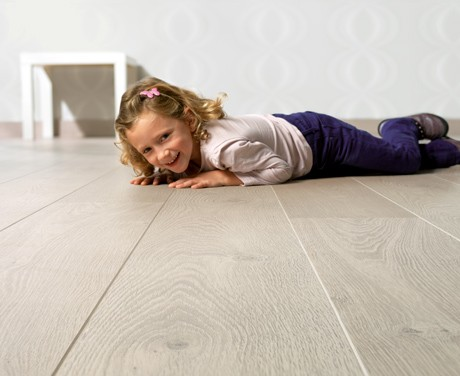 Quick-Step Laminate on underfloor heating