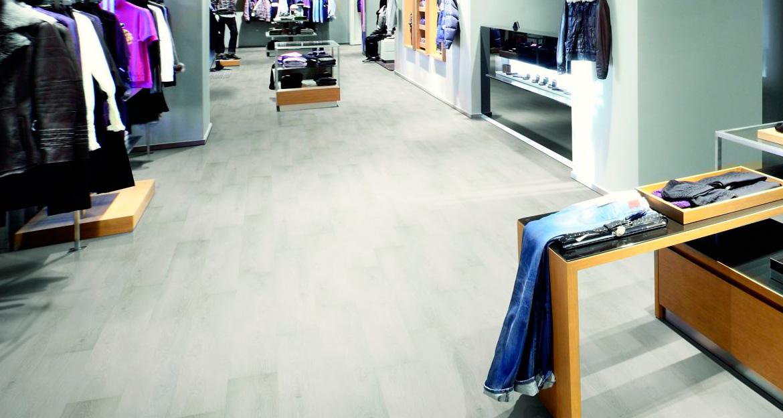 desgaste de pisos linear unit tiendas